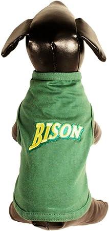 X-Large NCAA Montana Grizzlies Cotton Lycra Dog Tank Top