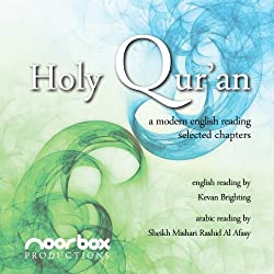 The Holy Qur'an - A Modern English Reading - Selected Chapters