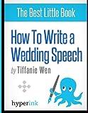 How to Write a Wedding Speech