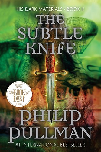 - His Dark Materials: The Subtle Knife (Book 2)