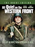 DVD : All Quiet On The Western Front