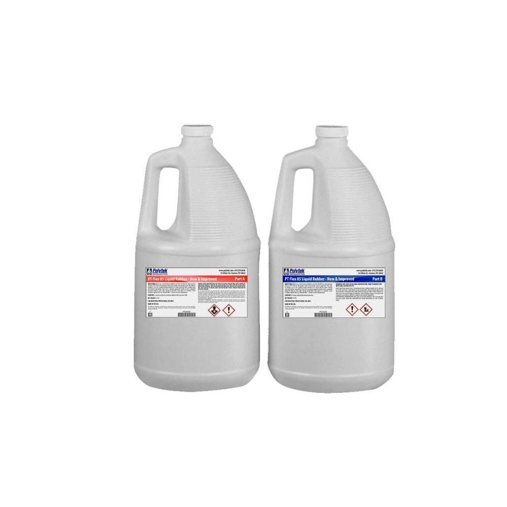 Polytek PT Flex 85 Liquid Rubber (16lb Kit)