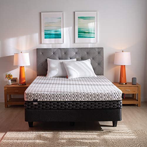 Layla Copper Infused Memory Foam Mattress (Queen) Two Free Memory Foam Pillows with Purchase of Mattress