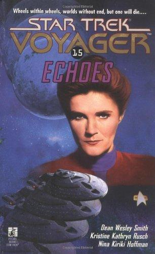 List of Star Trek: Voyager novels - Wikipedia