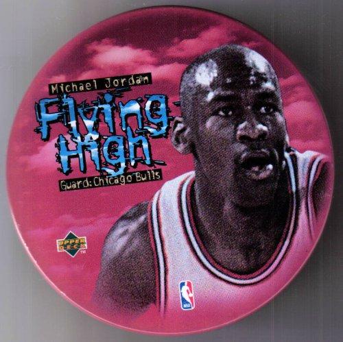 Michael Jordan Flying High Guard: Chicago Bulls