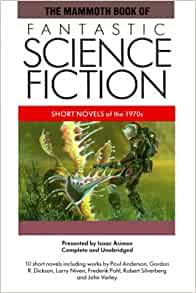 The Mammoth Book of Fantastic Science Fiction: Short