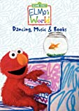 DVD : Elmo's World - Dancing, Music, and Books