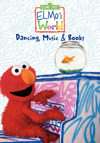 Elmo's World - Dancing, Music, and (Earth Music Book)