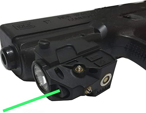 Flashlight Green Laser Sight