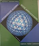 Intermediate Algebra with Applications 9780395969625