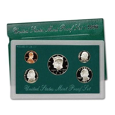 1996 S US Mint Proof Set OGP