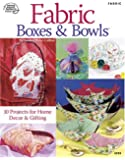 Fabric Boxes & Bowls