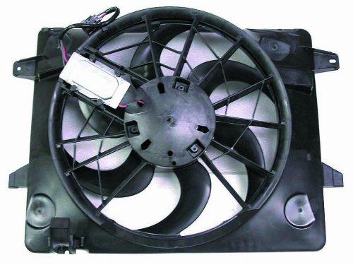 Depo 331-55004-000 Dual Fan Assembly