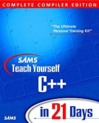 Sam's Teach Yourself C++ in 21 Days (3rd Complete Compiler Edition)