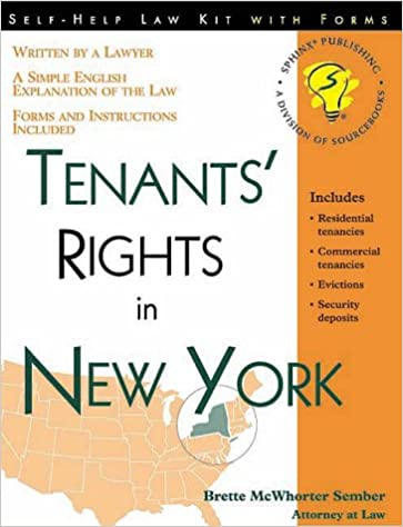 Böcker online reddit: Tenants' Rights in New York PDF ePub iBook