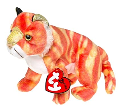 d177d4e90ec Image Unavailable. Image not available for. Color  Ty Beanie Babies - Zodiac  Tiger