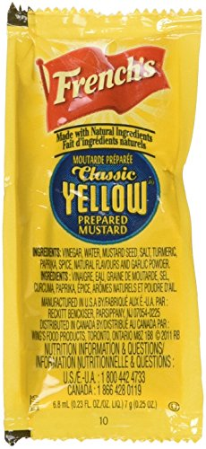 Top 10 mustard packets single serve for 2020