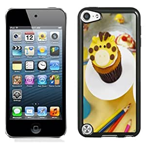 New Personalized Custom Designed For iPod Touch 5th Phone Case For Cute Cup Cake 640x1136 Phone Case Cover