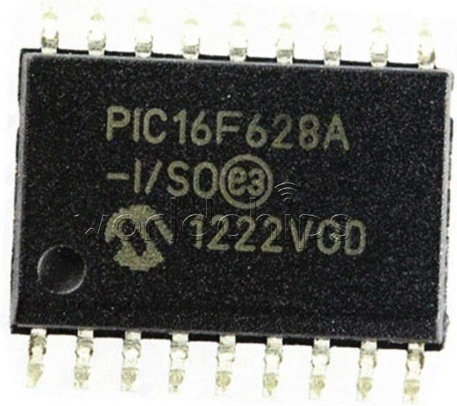 MICROCHIP PIC16F628A-I//SO PIC16F628A SOP-18 CHIP IC