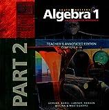 South-Western Algebra 1, , 0538680504