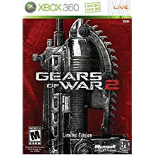Gears of War 2 Limited Edition -Xbox 360