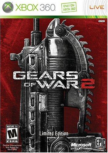 Gears War Limited Xbox 360 Xbox