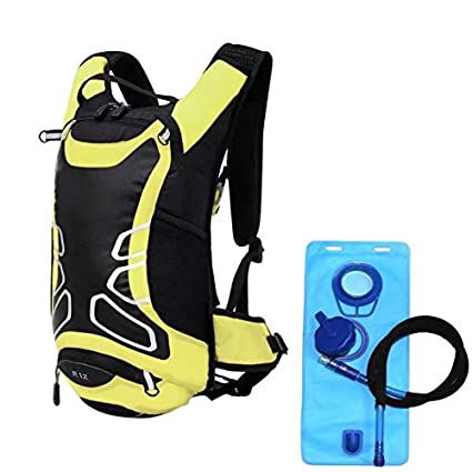 Odsports Ultralight 12L Backpack Outdoor Sports Hydration Rucksack for  Bicycle Running Hiking Camping Travel Cycling Daypack 1bb24beb3f