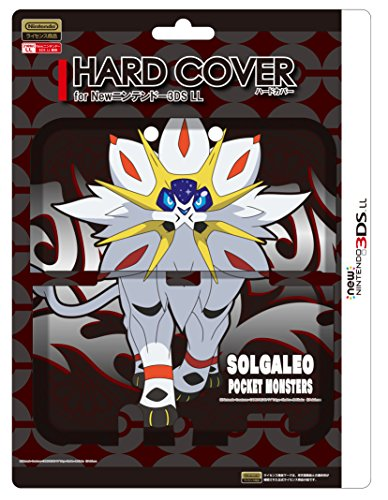 Hard Cover for New Nintedo 3DS XL Pokemon SOLGALEO (Pokemon Sun and Moon) Photo