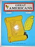 Great Americans, John Carratello and Patty Carratello, 1557341125