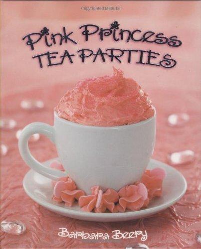 Pink Princess Tea Parties (Spiral-bound) (Pink Princess Tea Parties)