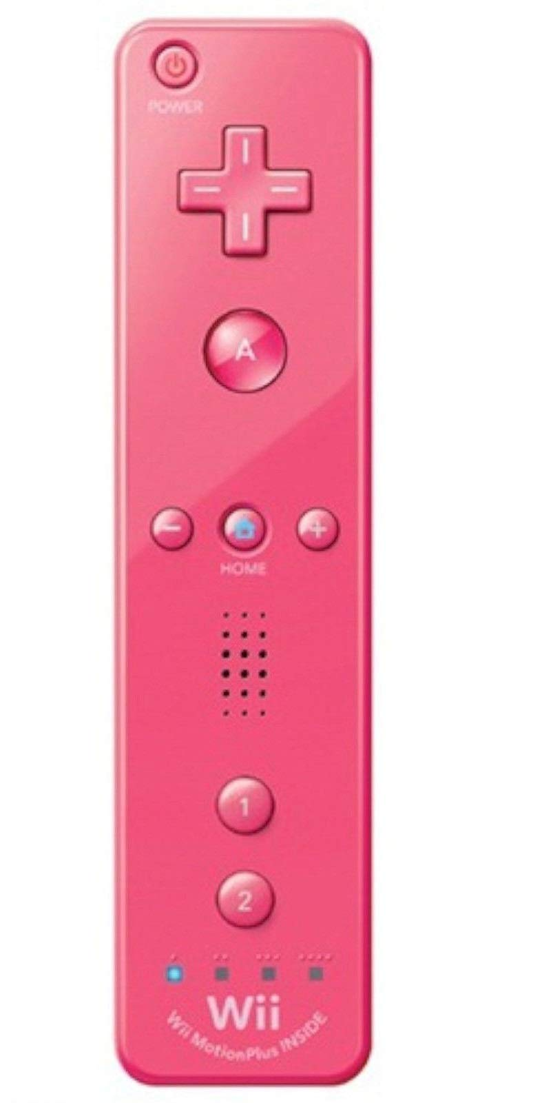 Nintendo Wii Remote Plus - Pink (Bulk Packaging)
