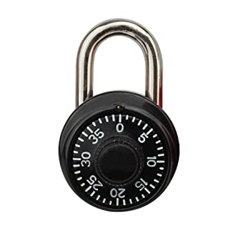 Una fuerte caja redonda llave como de abrir