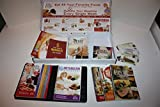 Food Lovers Fat Loss System Kit, Binder, Fat Loss Secrets Audio Series, 3 Dvds, 6 Audio Cds, Recipes, and 4 Ring Bound Books.