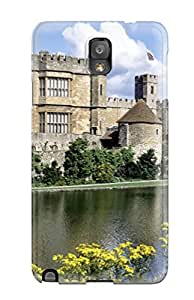 Special Design Back Leeds Castle Kent England Phone Case Cover For Galaxy Note 3