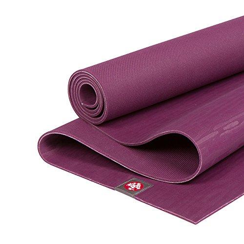 Manduka eKO Lite Yoga and Pilates Mat, Acai, 4mm, 68