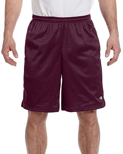 champion-mens-long-mesh-short-with-pocketsmaroonx-large