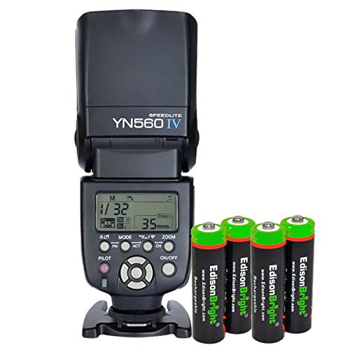 YONGNUO YN560 IV YN-560IV Wireless Flash Speedlite Master /