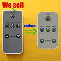Replacement for Haier Air Conditioner Remote Control 0010403473 works for HWR08XC5-T HWR08XC7-T HWR08XCJ HWR10XC5 HWR10XC5-T HWR10XC6 HWR10XC6-T HWR10XCJ HWR12XC5 HWR12XC8 HWR12XCJ