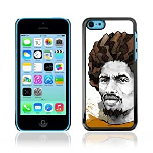 MMZ DIY PHONE CASEYOYOSHOP [Cool Rasta Illustration] Apple iphone 6 plus 5.5 inch Case