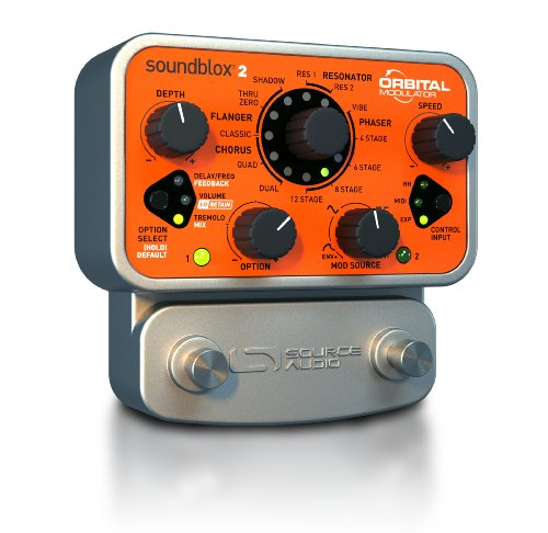 Source Digital Modulator (Source Audio Soundblox 2 SA226 Orbital Modulator)