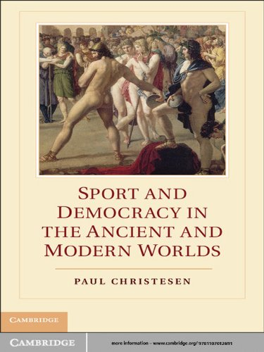 Sport and Democracy in the Ancient and Modern Worlds Pdf
