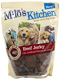 Milo's Kitchen Beef Jerky