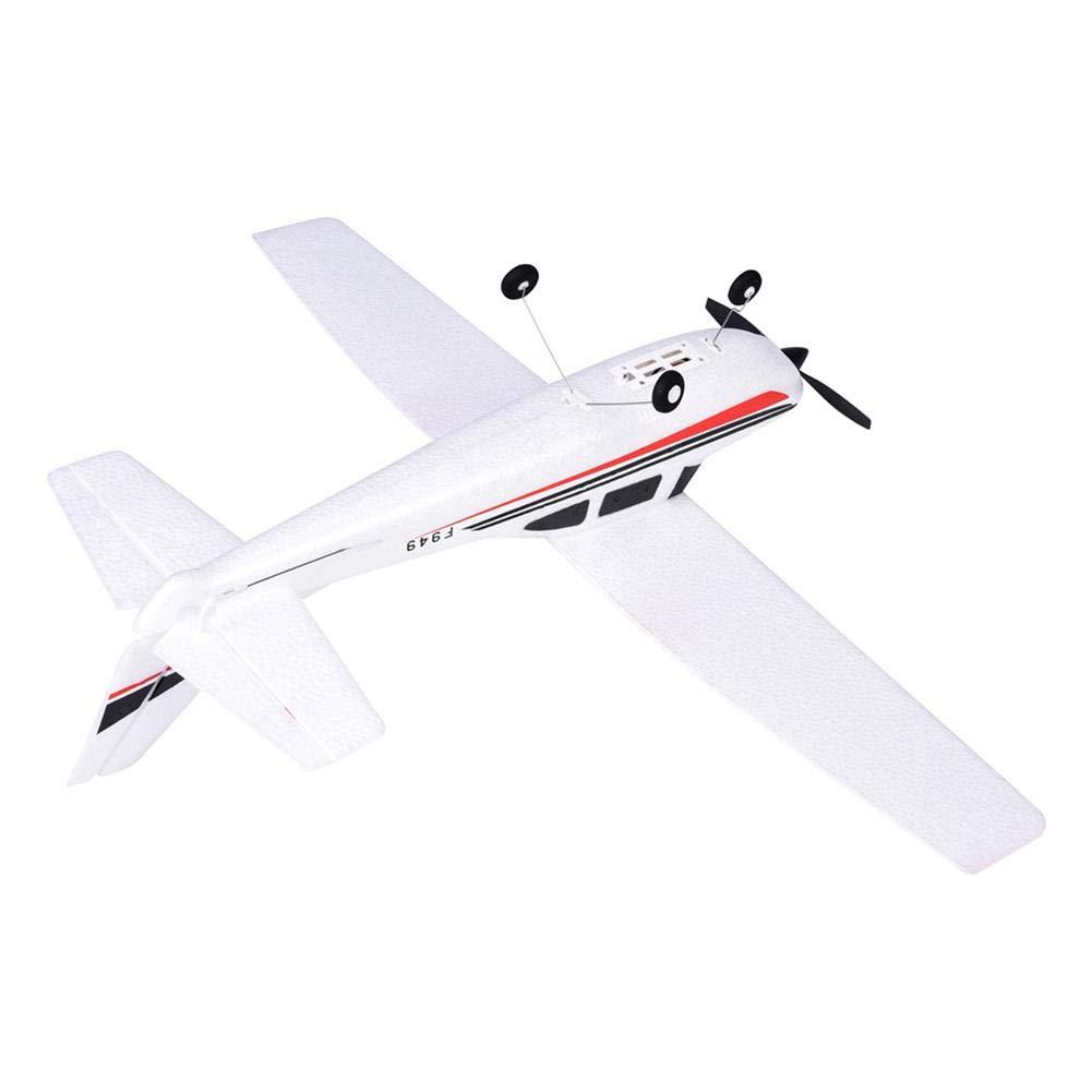 SmallPocket ala Fija De Control Remoto Avi/ón F949 2.4G 3Ch RC Juguetes De Vuelo Al Aire Libre