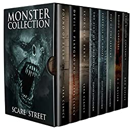 Monster Collection: Scary Supernatural Horror Anthology with Monsters by [Ripley, Ron, Clancy, Sara, Longhorn, David, Nasser, A.I., Street, Scare]