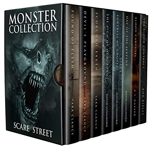Monster Collection: Scary Supernatural Horror Anthology with Monsters ()