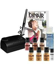 The Original: Dinair Airbrush Makeup Starter Kit | Medium Shades | Foundation Set!