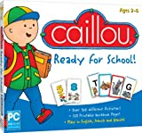 Caillou Ready for School (Jewel Case): more info