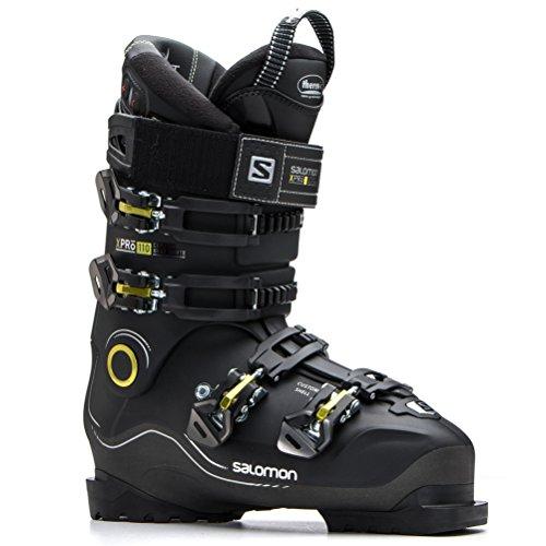 NEW Salomon X Pro 110 Custom Heat Alpine downhill ski boo...