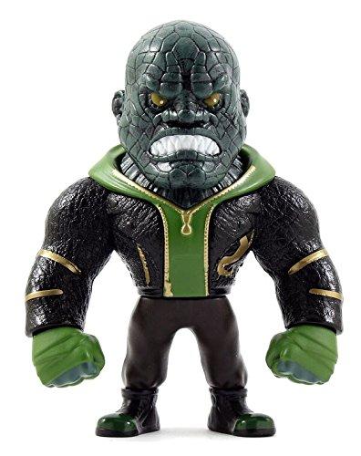 "Jada Toys Metals Suicide Squad 4"" Classic  Killer Croc (M168) Toy Figure"