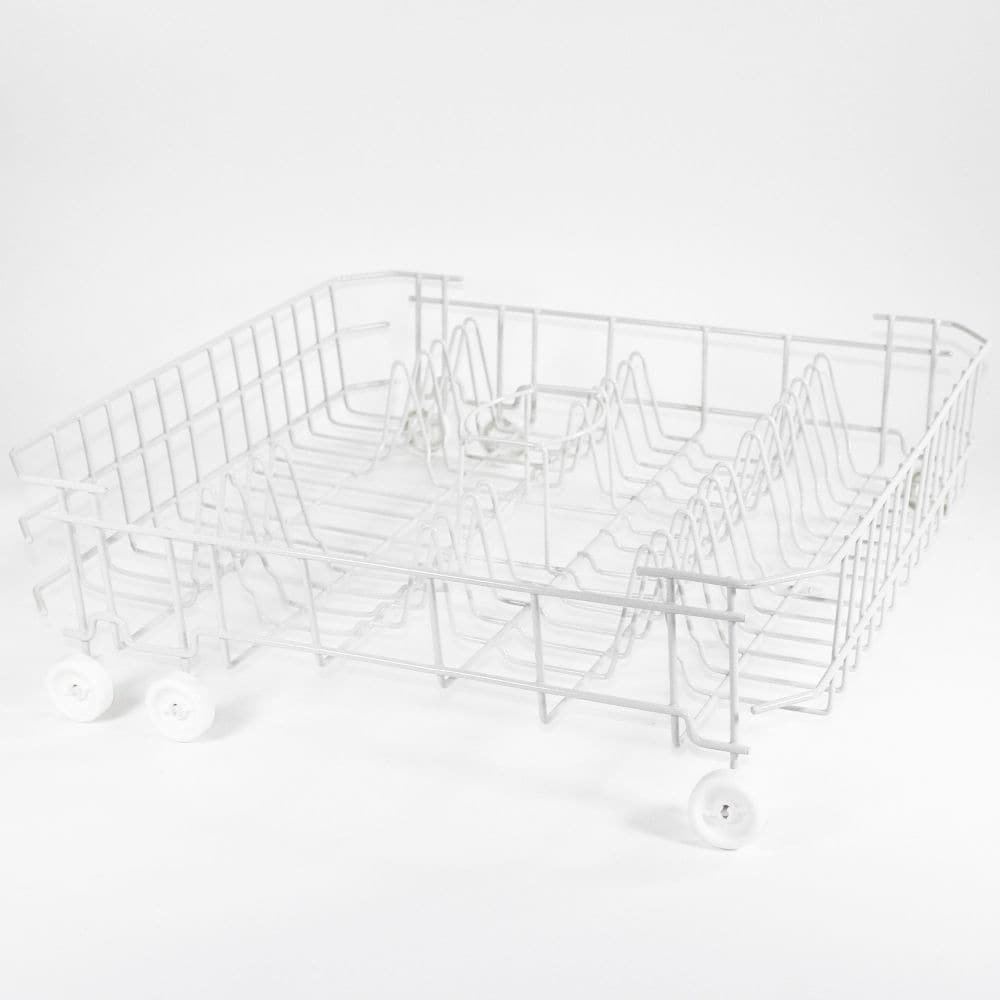 GE WD28X10284 Dishwasher Lower Rack Assembly